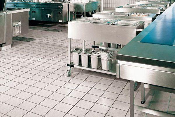Промышленная напольная плитка