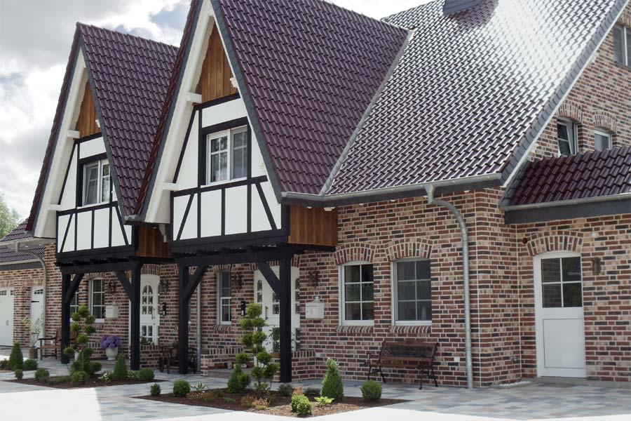 Фасады домов облицовочным кирпичом фото